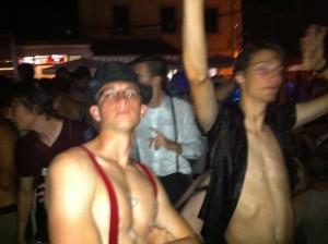 Dance Dance Burla Party 12'